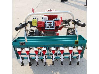 绿创机械SL-5A手扶小麦播种机