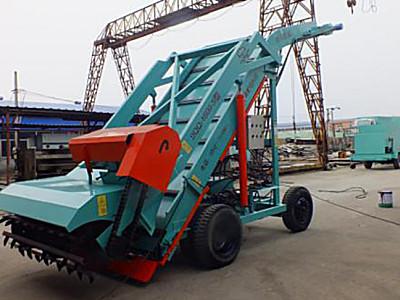 河北方月9Q-1600×7型青贮取料机