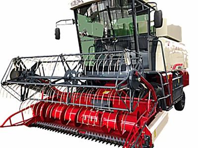 沃得皓龙4LZ-7C轮式纵轴流谷物联合收割机