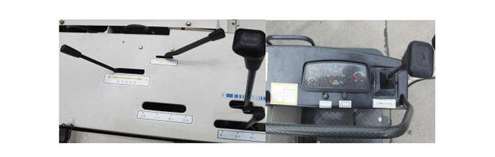 沃得猛龙385F履带式旋耕机