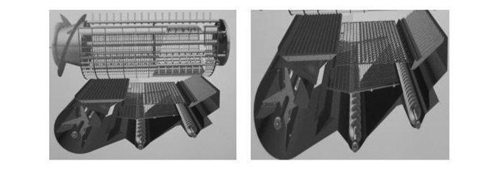 沃得锐龙4LZ-4.0E经典版联合收割机