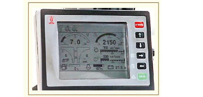 宗申丰谷4LZ-8多功能谷物收割机