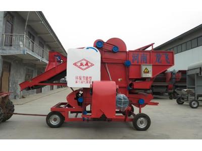 河南龙飞环保节能型(干湿两用)花生摘果机