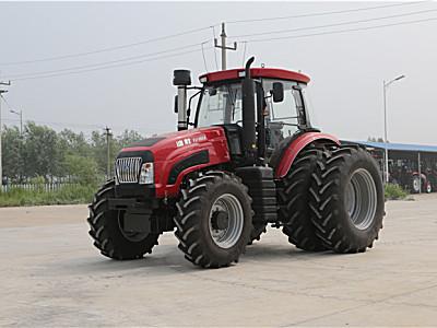 亿嘉迪敖YJ-1804轮式拖拉机