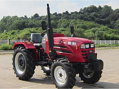 亿嘉迪敖YJ-354轮式拖拉机