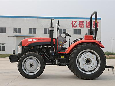 亿嘉迪敖YJ-554-2轮式拖拉机