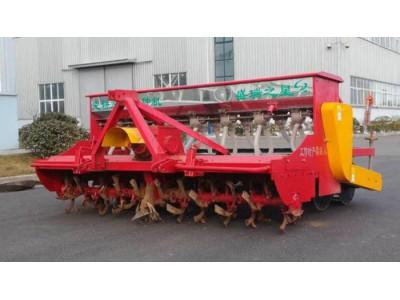 潍坊盛瑞2BFG-12(8)(230)型旋耕施肥播种机