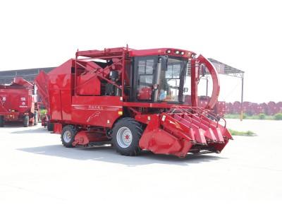 勇猛4YZ-4ES自走式穗茎兼收玉米收获机