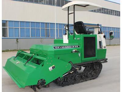 泰州常发1GQNZ-230型履带自走式旋耕机