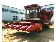 4YZ-5A玉米收获机
