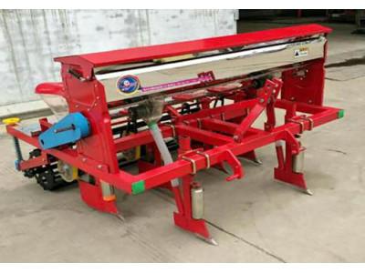 千丰2BDF-4型防缠绕大豆精量施肥播种机