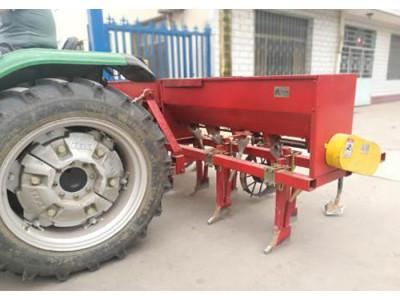 宁夏利农3ZF-3型中耕追肥机
