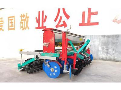 雍盛2BX-9型谷物播种机