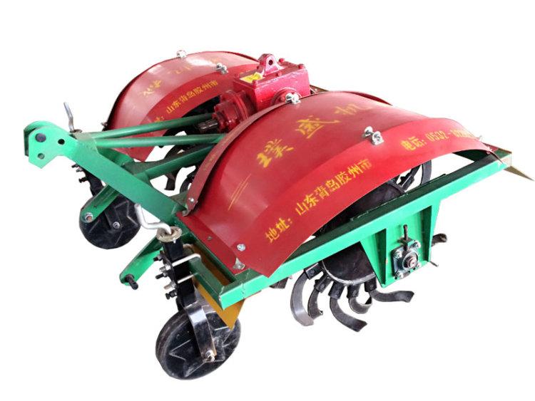 青岛璞盛3PX-2马铃薯培土机