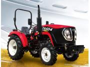 TE604轮式拖拉机