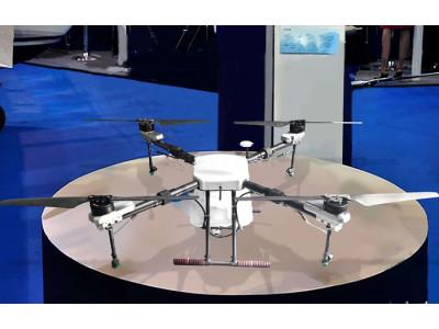 武夷山容盛3W4XRS-10L智能农业植保无人机