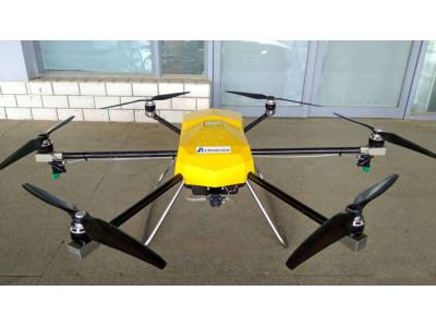 江西华梦达3WHMD-10多旋翼遥控飞行喷雾机