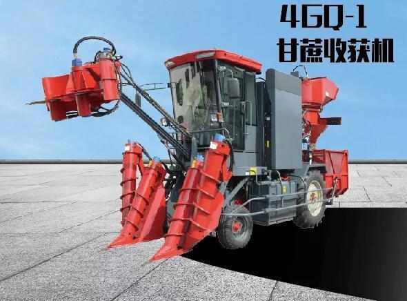 沃得鸿龙4GQ-1甘蔗收获机