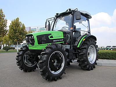 道依茨法尔CD704S水田专用轮式拖拉机