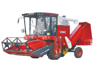 中联收获4LZ-8B1小麦水稻收割机(秸秆回收型)