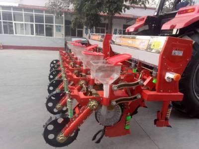 河北兴五谷丰华2BYMF-6型指夹式玉米免耕播种机