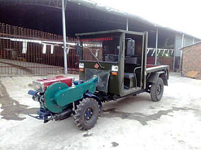 南宁武拖WT15FS型手扶拖拉机变型运输机