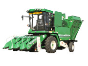 4YZP-4HA玉米收割机