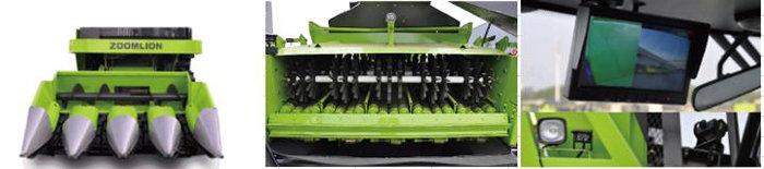 中联谷王CE40(4YZ-4E1)玉米收割机