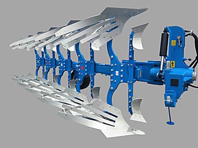 郑州龙丰L系列1LYFT-560液压翻转犁