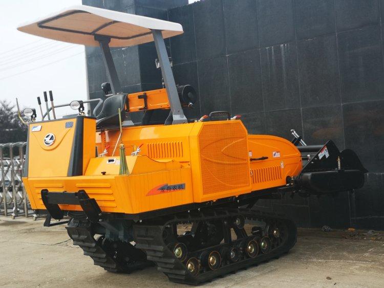 龙舟1GZ-205履带式自走旋耕机