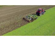 阿玛松耕整地机械作业视频