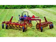 玛提克MK系列大型搂草机作业视频