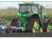 全球顶尖拖拉机作业视频