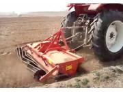 西安亚澳1GKNB-220花辊多功能变速旋耕机作业视频