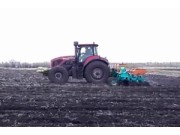 众荣2BM-18气吸式免耕播种机作业视频