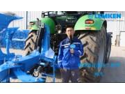 液压翻转犁产品介绍 -- 雷肯农业机械(青岛)有限公司
