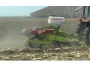 德邦大为2205气吸式免耕精密播种机作业视频