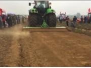 英格索兰1GKN-400旋耕机作业视频