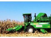 迪马风采 玉米收获现时代--九方泰禾国际重工(青岛)股份有限公司