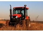 东方红LF954-C拖拉机作业视频