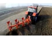 鲁耕1LF-350F/450F/445液压翻转犁作业视频