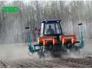 众荣2BM-4气吸式免耕播种机宣传