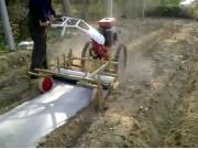 山东鲁科覆膜机作业视频