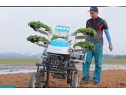 久保田SKP-100TC-KR蔬菜插秧机产品介绍