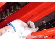 雷沃谷神CR3D玉米机保养维护视频