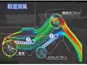 洋马收割机脱粒清选原理动画