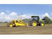 约翰迪尔8249拖拉机作业视频