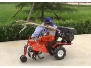 微耕机的使用与维护(二)