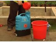 电动喷雾器使用与维护