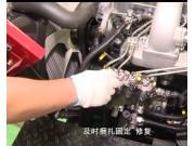 雷沃谷神RG系列水稻机国三发动机使用规范及保养